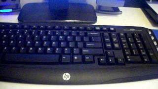 *UPDATE* HP wireless keyboard and mouse combo