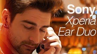обзор Sony Ear Duo - Беспроводные наушники с голосовым ассистентом