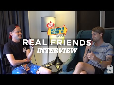 APTV Interview: The History Of REAL FRIENDS