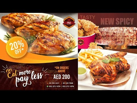 Grills & More | Dubai | Best Restaurant in Dubai