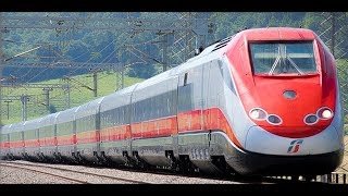 FAST TRAINS IN ITALY