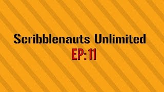 Scribblenauts Unlimited -Ep:11- FEEDING TIME!!!