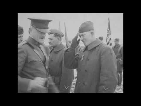 Post Armistice Training, 91st and 92nd Divisions [1919]