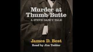 Murder at Thumb Butte, Audiobook