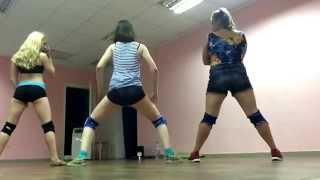 Twerk|Booty Dance |Урок 2 | Движения в тверке