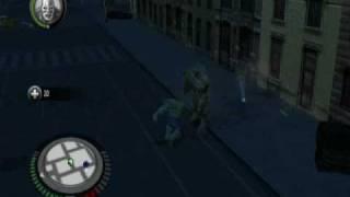the incredible hulk: the game Hulk Vs abomination