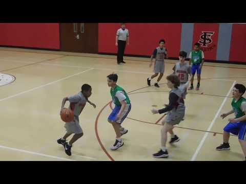 Friends vs  Harford Day School 1-24-19