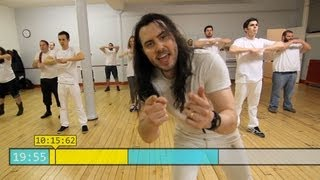 The Andrew W.K. Workout Plan