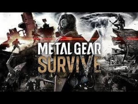 Metal Gear Survive 19 Special Moves |
