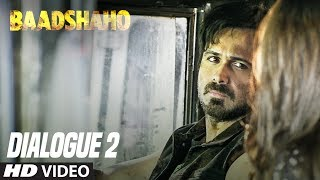 Chaar Din Ki Zindagi Hai Or Aaj Chautha Din Hai..:Baadshaho (Dialogue Promo 2) Releasing 1 September thumbnail