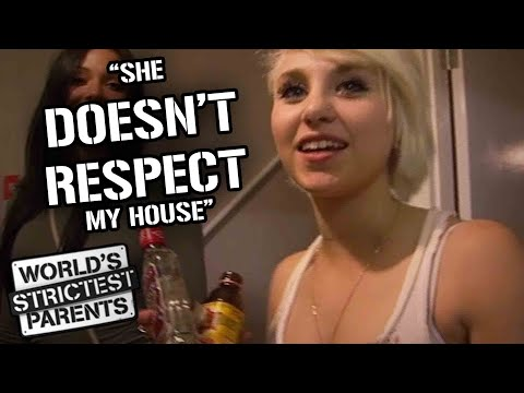 Mom Crashes 17yr Old's House Party | World's Strictest Parents