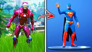 Top 5 Fortnite Custom Skins THAT YOU WISH YOU HAD!
