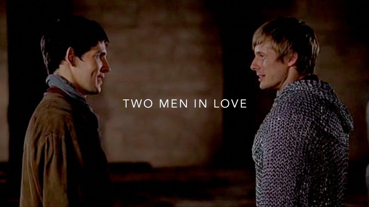 Download Merlin & Arthur   Two Men In Love