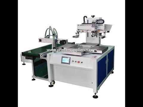 Silk screen printing machine for Shoes Vamp,Shoes surface screen printing machine