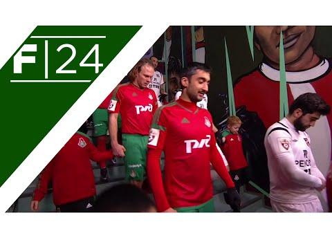 Highlights I Lokomotiv Moscow 2-2 Ural
