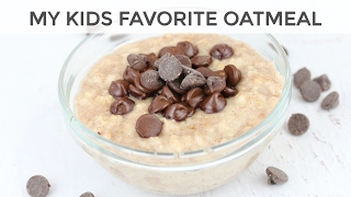 My Kids Favorite Oatmeal Recipe
