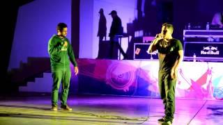 "Peatón & Demetric ""Estrato Social"" || Trujillo HipHop Festival 2015"