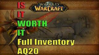 fill it up aq 20 farming is it worth it world of warcraft gold farming series