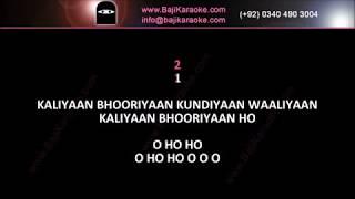 Tere Ishq Mein Jo Bhi - Video Karaoke - Asfar & Rizwan - Nescafe Basement Season 2 - by Baji Karaoke
