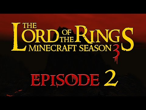 Minecraft Lord Of The Rings Season 3 - Part 2 - Proving Grounds