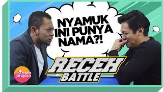 RECEH BATTLE : MAJELIS RECEH INDONESIA - Reza VS Steve