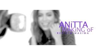 Baixar Anitta na revista Máxima   Making Of