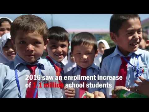 Afghan Progress-Education