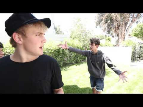 Thumbnail: Jake Paul : WHAT ARE THE ODDS? (w: Lucas and Marcus)