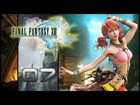 Guia Final Fantasy XIII (PS3) Parte 7 - La ciudad perdida