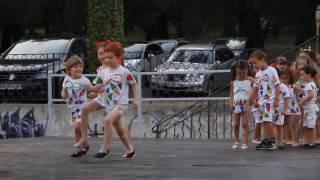 Spectacle danse enfants - Lola et Théo le cirque