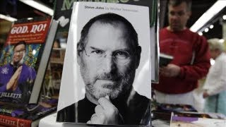 The Bio of Steve Jobs Becomes Management Bible