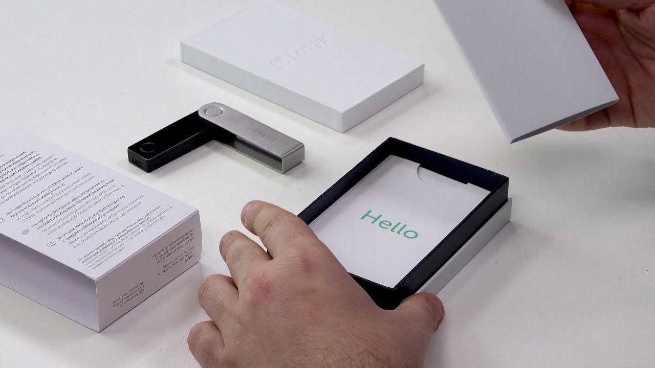 Ledger Nano X wallet review 2019 | Security & price | finder com