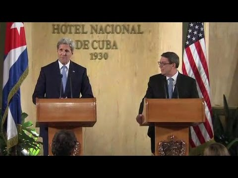 Secretary Kerry's Remarks with Foreign Minister Rodriguez Parilla in Havana