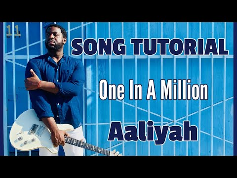 Aaliyah: One In a Million - R&B Guitar Tutorial