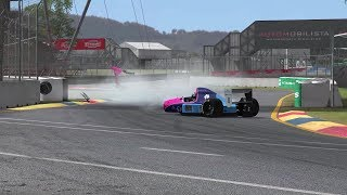 Racing Game Accidents 2017 NO MUSIC Part #1