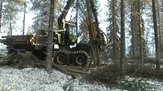 Pika / Pinox 828 Forwarder & Harvester unit