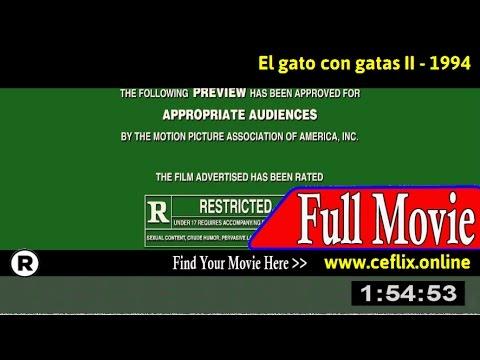 Watch: El gato con gatas II (1994) Full Movie Online