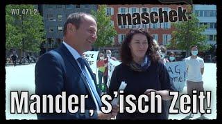 Maschek – Mander, s'isch Zeit!