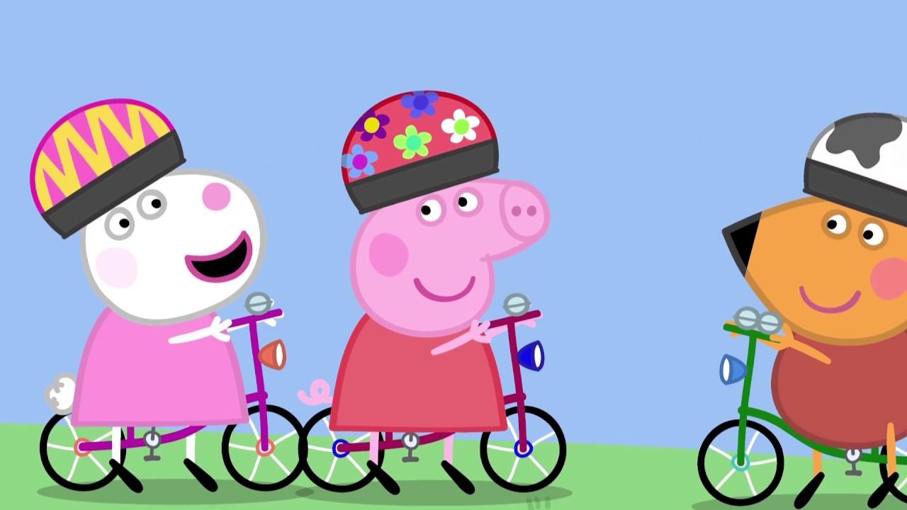 Peppa Pig 粉紅豬小妹 第四季17【狐貍先生的貨車】中文版1080P