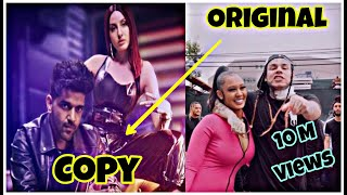 Naach Meri Rani Song Copied Of PUNANI Song | Guru Randhawa Nora Fatehi Dance Lyrics | Pop Star News
