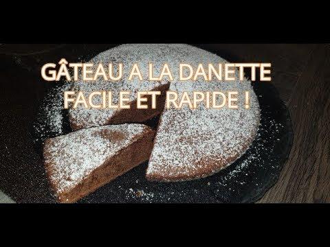 gateau-au-chocolat-danette-trÈs-facile-et-rapide-!