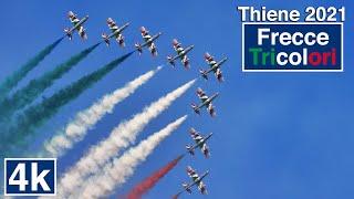 Frecce Tricolori Thiene 2021 Aeroporto Ferrarin