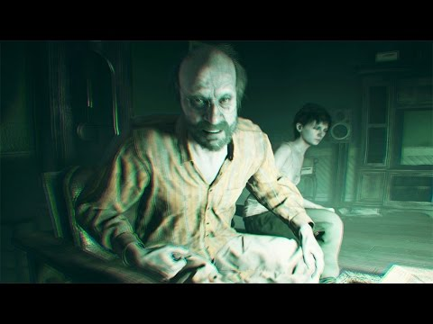 ПАПАНЯ ПРОСИТ ПОМОЩИ ► Resident Evil 7: Biohazard #9
