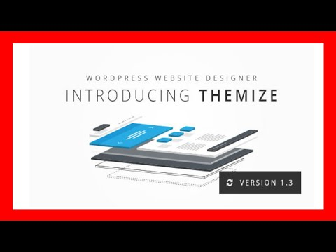 Themize WordPress Theme A New WP theme with Visual Composer