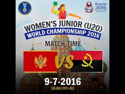 Group A. Montenegro - Angola