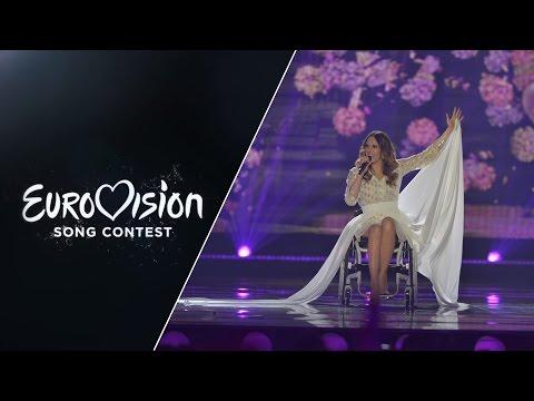 Występ Moniki Kuszyńskiej na Eurowizji!