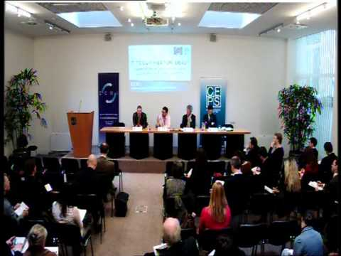Is securitisation dead? Closing the funding gap for project finance & SMEs (CEPS event 19/3/13)