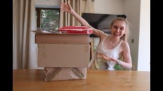 FIRST PO BOX OPENING + TASTE TEST!