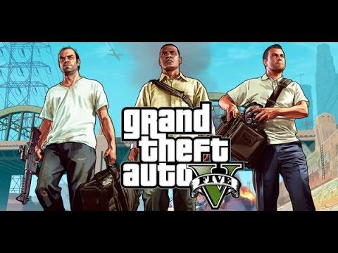 崔佛菲利普_俠盜獵車手5 - 中文劇情 第15章:崔佛·菲利普產業 GTA5 - Grand Theft ...