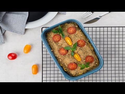 Запеканка из зеленой чечевицы | Рецепты Веган Vegan | Яна Вегана
